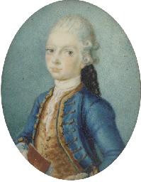 Austrian School, circa 1770