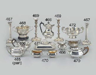A George V Silver Entrée Dish,