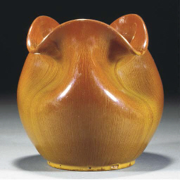 A Vase Attributed to Linthorpe