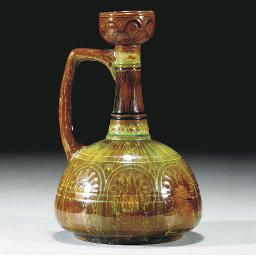 A Linthorpe Pottery Ewer