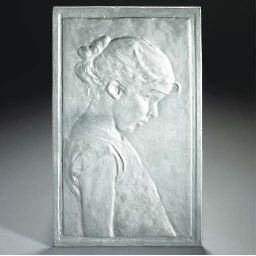 A Bas Relief Plaque