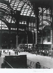 Pennsylvania Station, 1936