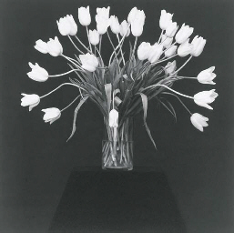 Vase with White Tulips, 1988