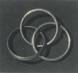 Interlocking Rings, 1924