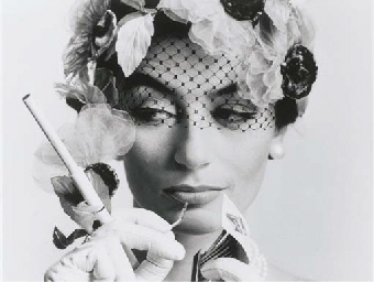 Anouk Aimée, Paris, 1961; and