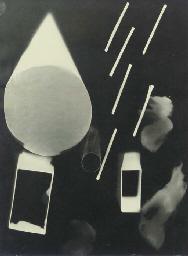 Rayograph (matches), 1925