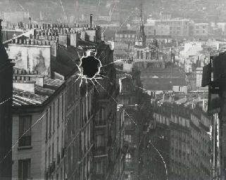 Broken Plate, Paris, 1929
