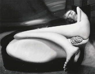 Distortion #40, Paris, 1933