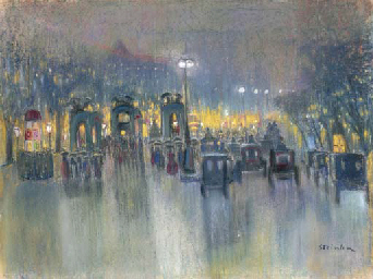 Fête aux Champs sous la pluie