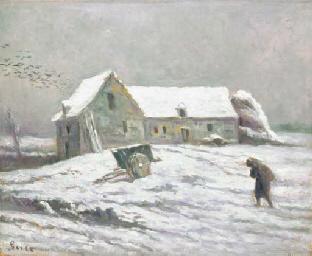 Rolleboise - La vieille grange