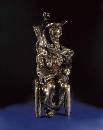 Don Quichotte assis