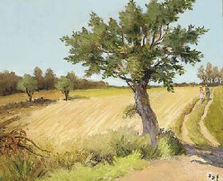 Le chêne, Bretagne