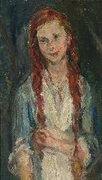 Portrait de Jeanette Simonet