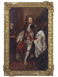 Portrait of George I