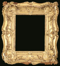 A FRENCH 18TH CENTURY CARVED A