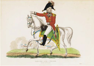 Lieutenant General Lord Linedo