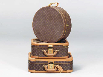THREE PIECES OF LOUIS VUITTON