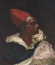 Profile of a Nubian Man