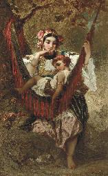 Femme Tzigane