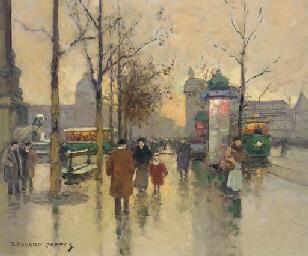 Paris, Place du Châtelet