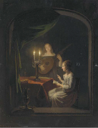 A Concert by Candlelight