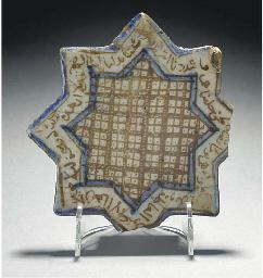 A stellar tile, Probably Anato