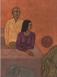 SHANTI PANCHAL (INDIA B. 1951)