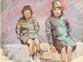 Children; Study of two female