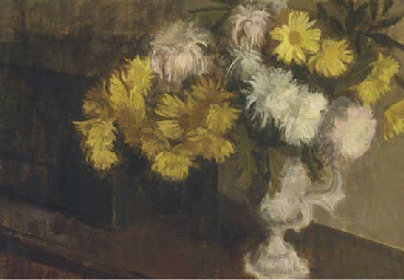 Chrysanthemums and Daisies