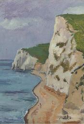 Dorset Coast, near Lulworth