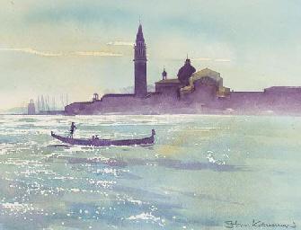 San Giorgio with Gondola