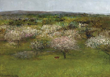 An orchard