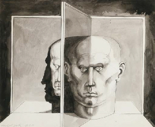 Transluscent heads