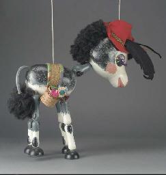A rare Pelham Display Donkey