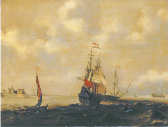 A Dutch three-master and other