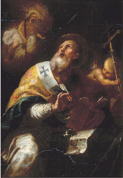 The Vision of Saint Paul