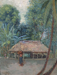 Samoan Landscape