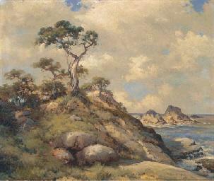 The Lone Cypress, Carmel Coast