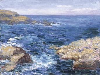 Bit of California Coast - Mont