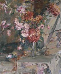Still Life - Vase of Flowers