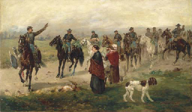 The Arrival of the Cavalry