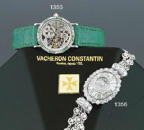 VACHERON CONSTANTIN. A FINE LA