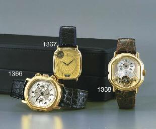 AUDEMARS PIGUET. AN 18K GOLD C