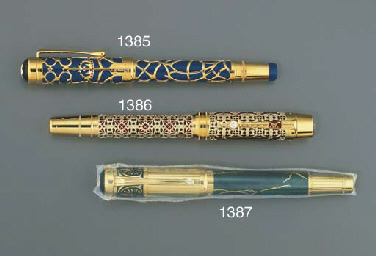 MONTBLANC. A LIMITED EDITION 1