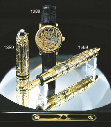 MONTBLANC. A VERY RARE LIMITED