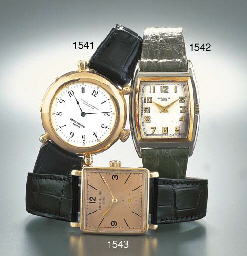 PATEK PHILIPPE. A TWO-COLOURED