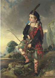 The young highlander
