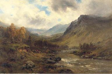 A Perthshire Salmon River