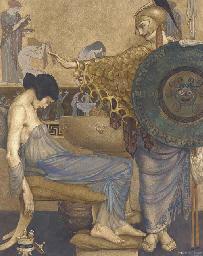 Homer's Odyssey No. 13 Book XV