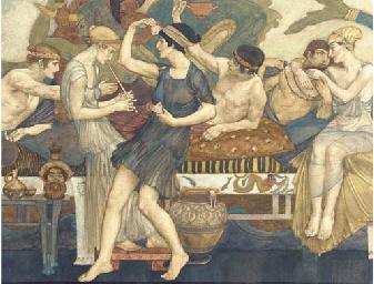 Homer's Odyssey No. 3 Book I